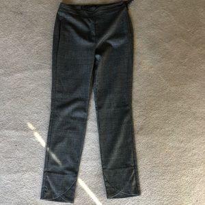 Zara cropped trouser